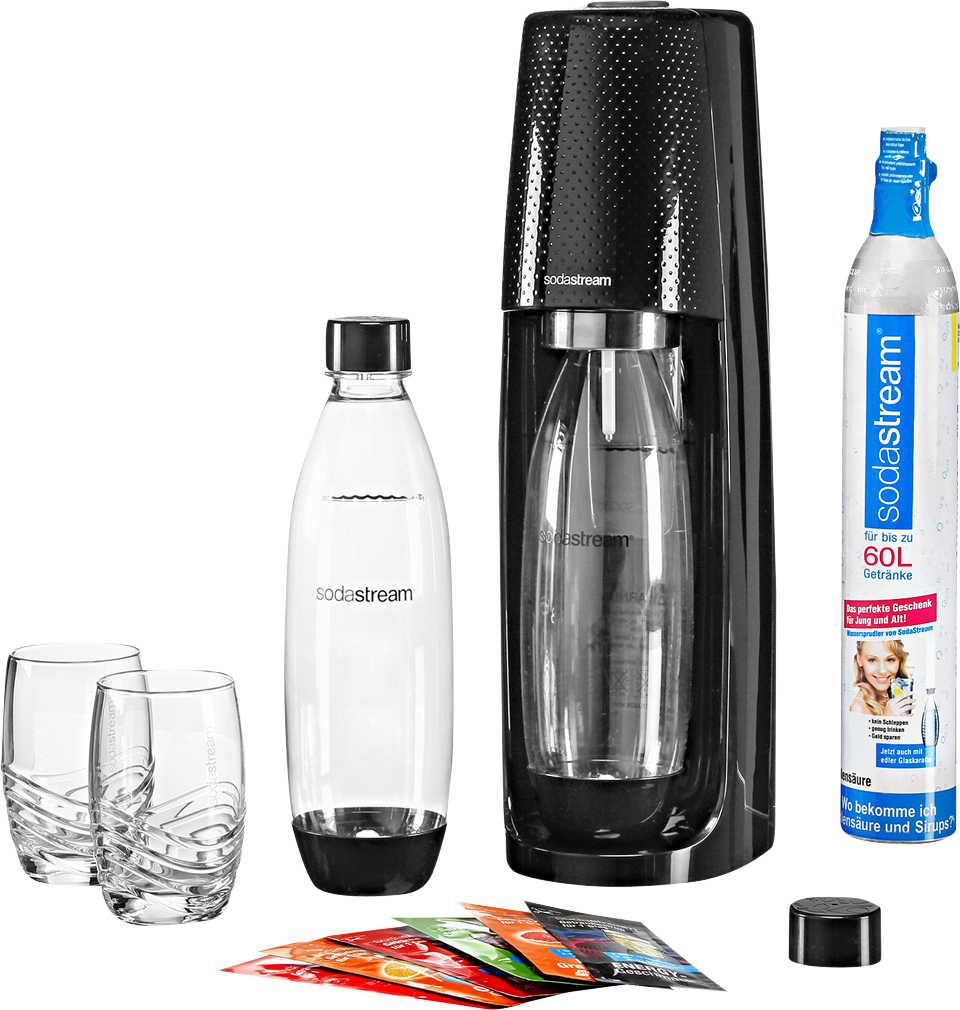 Abbildung des Angebots SODASTREAM Trinkwassersprudler »Easy Promopack«