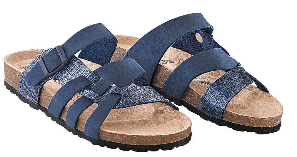 Abbildung des Angebots OYANDA® Damen-Tieffußbett- Pantoletten