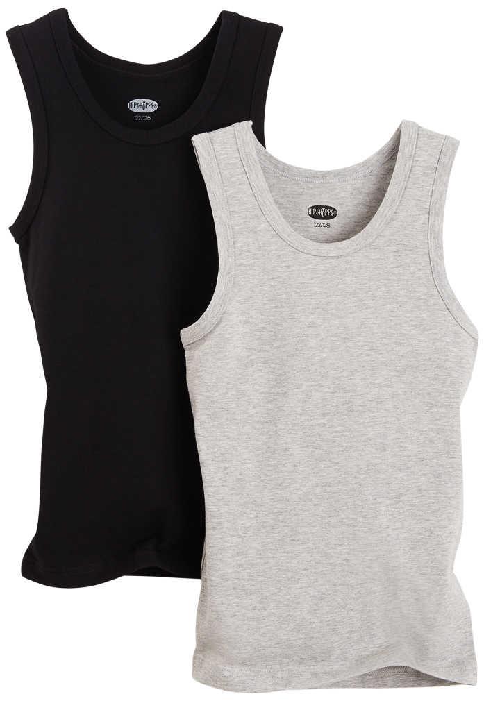 Abbildung des Angebots HIP&HOPPS® Jungen-Unterhemden