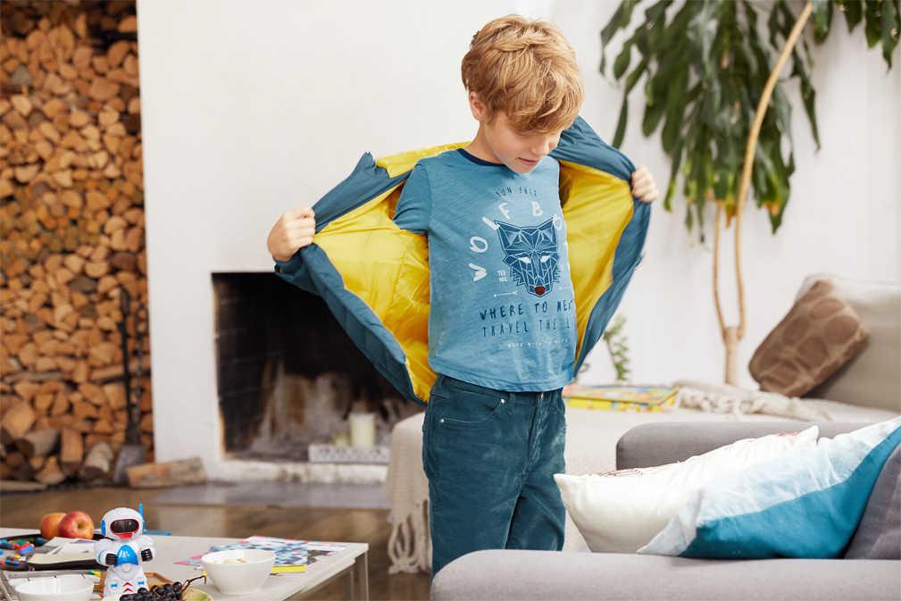 Abbildung des Angebots HIP&HOPPS® Jungen-Jacke