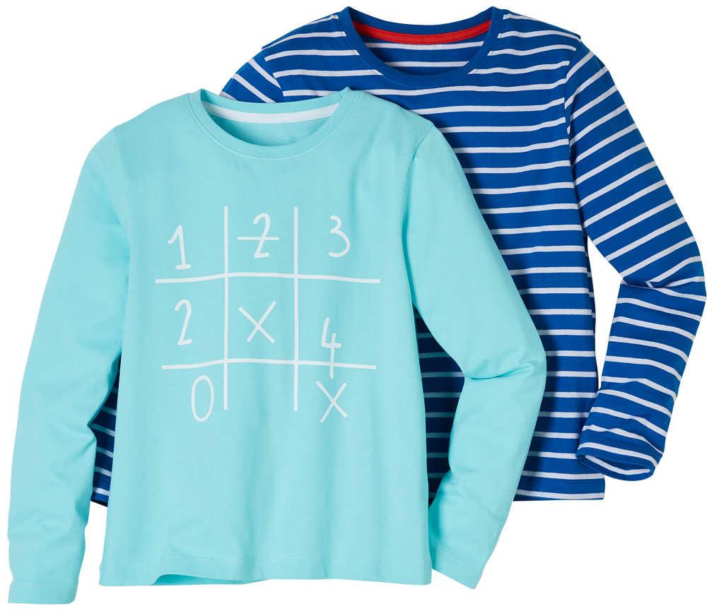 Abbildung des Angebots HIP&HOPPS® Jungen-Langarmshirt
