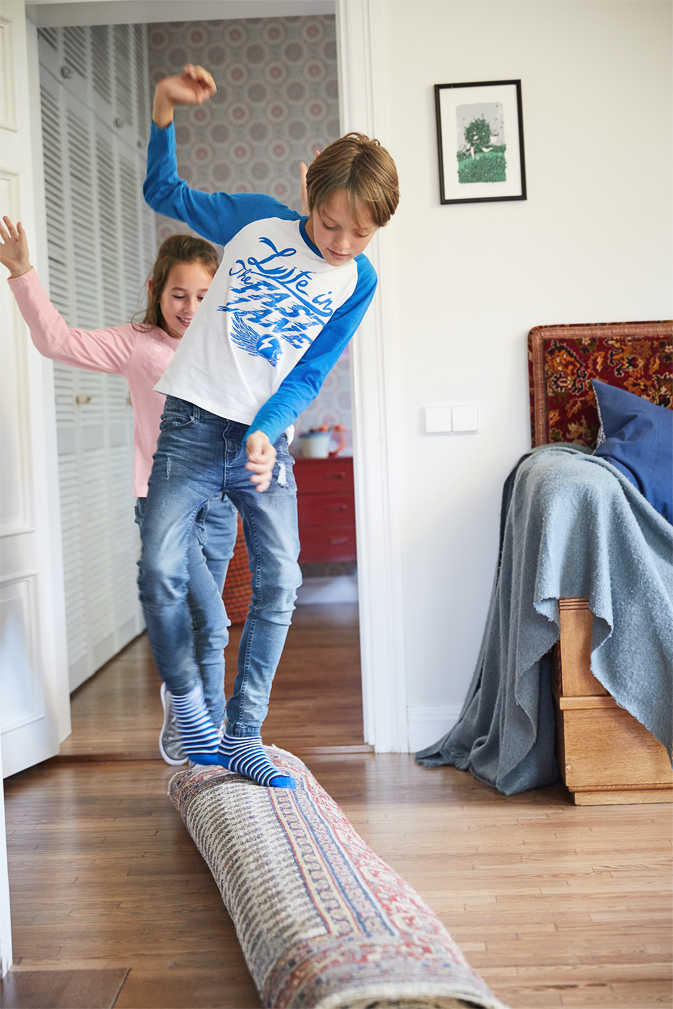 Abbildung des Angebots HIP&HOPPS® Jungen-Jeans