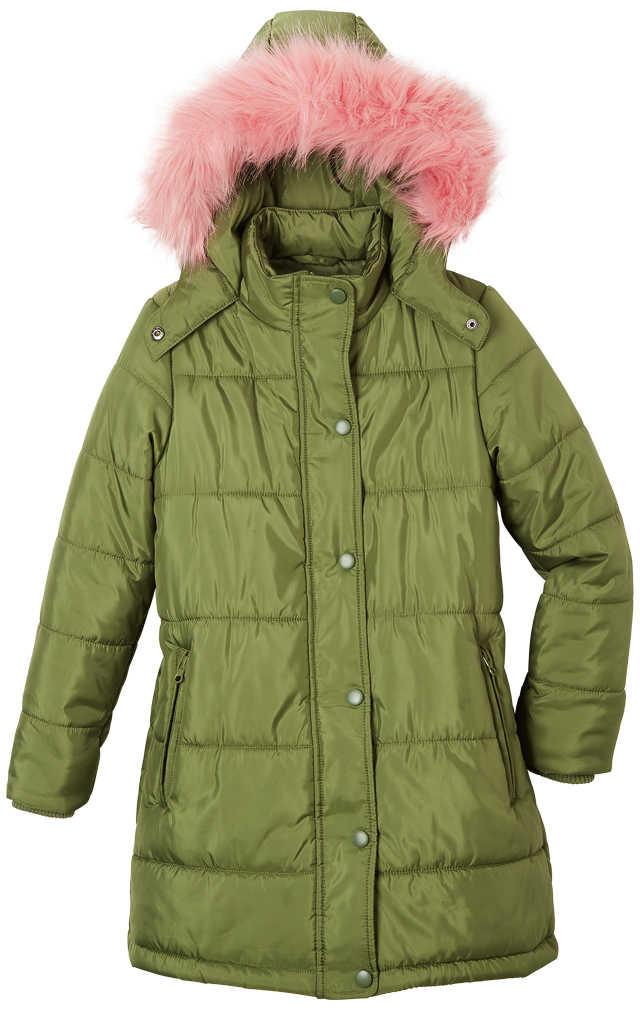 Abbildung des Angebots HIP&HOPPS® Mädchen-Mantel
