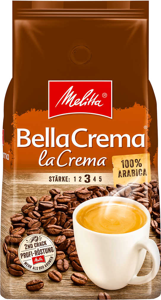 Abbildung des Angebots MELITTA BellaCrema