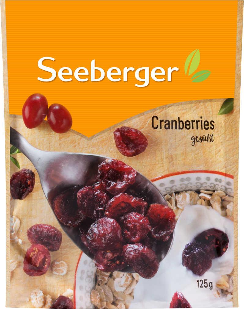 Abbildung des Angebots SEEBERGER Cranberries