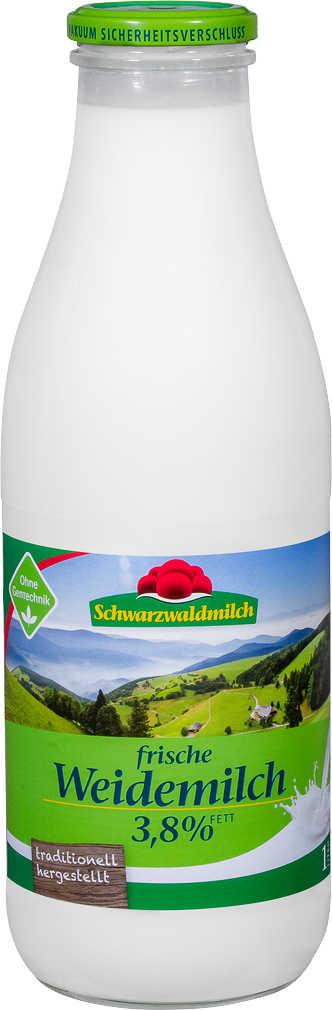 Abbildung des Angebots SCHWARZWALDMILCH 3,8 % Fettgehalt