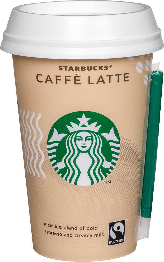 Abbildung des Angebots STARBUCKS DISCOVERIES Fairtrade Café Latte