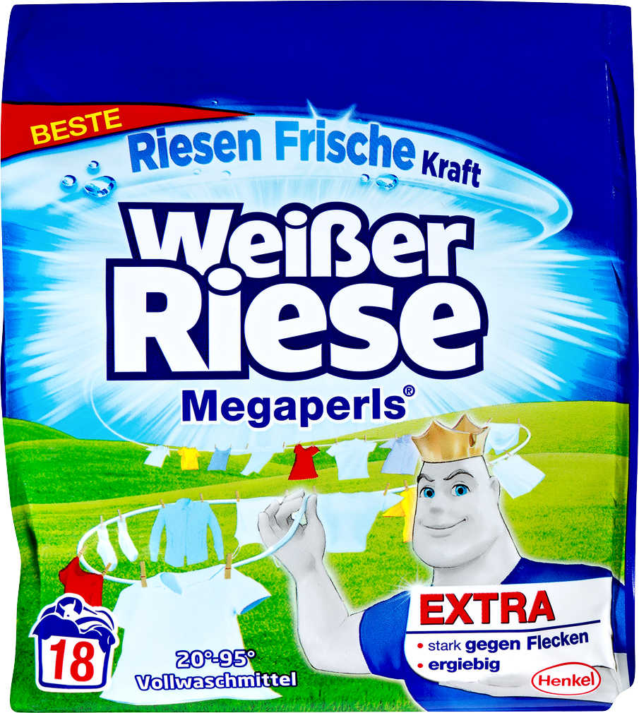 Abbildung des Angebots WEISSER RIESE Voll- oder Colorwaschmittel