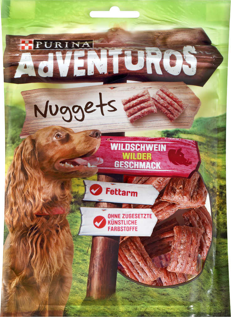 Abbildung des Angebots PURINA Adventuros Nuggets