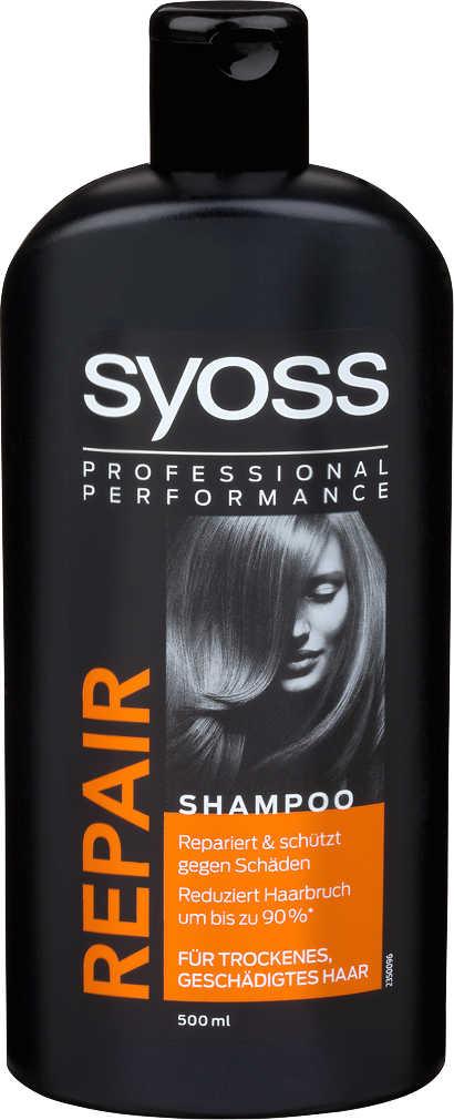 Abbildung des Angebots SYOSS Shampoo oder Spülung