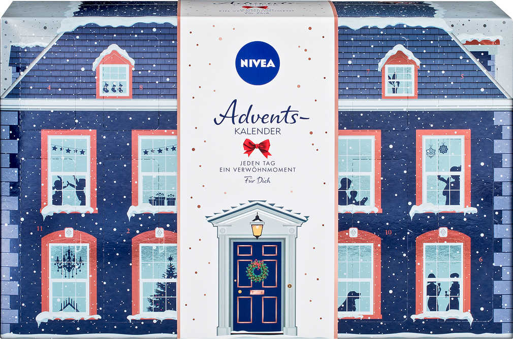 Abbildung des Angebots NIVEA Adventskalender