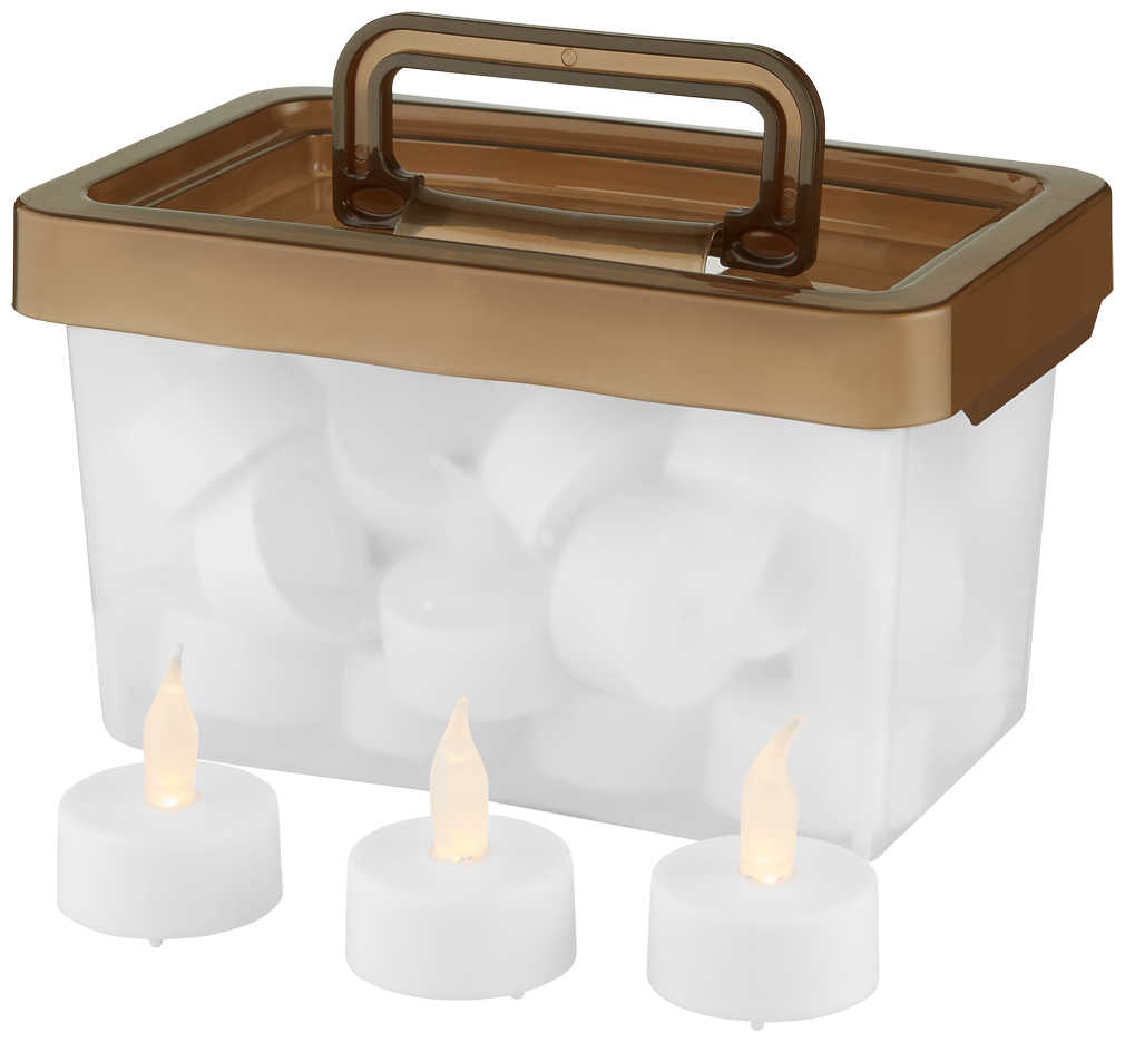Abbildung des Angebots LIV&BO® LED-Teelichte