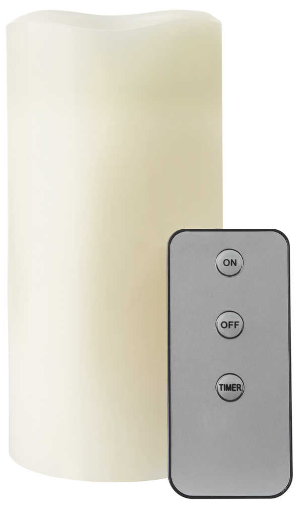 Abbildung des Angebots LIV&BO® LED-Projektions-Kerze