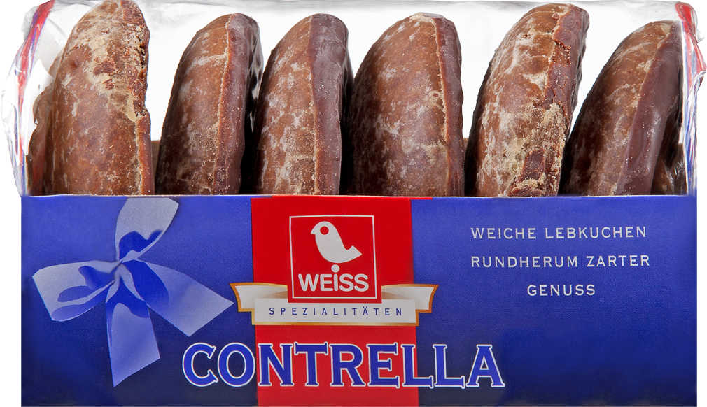 Abbildung des Angebots WEISS Contrella Lebkuchen