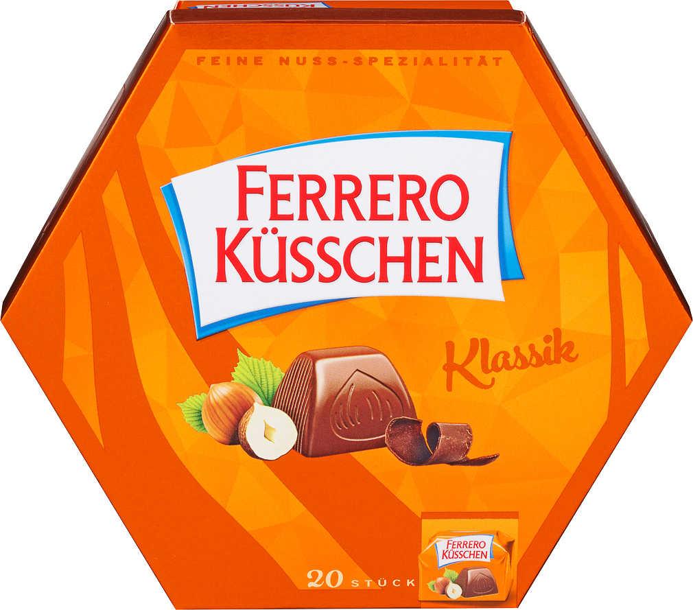 Abbildung des Angebots FERRERO Küsschen
