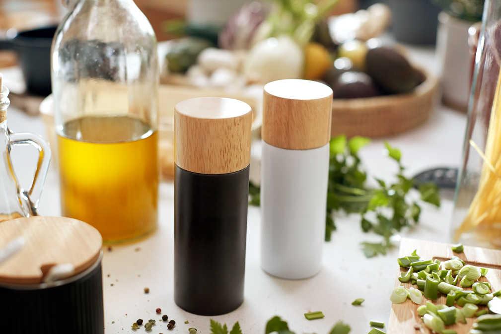 Abbildung des Angebots SPICE&SOUL® Salz- und Pfeffermühle