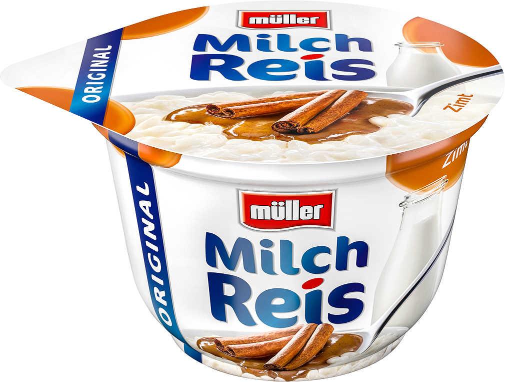 Abbildung des Angebots MÜLLER Milchreis