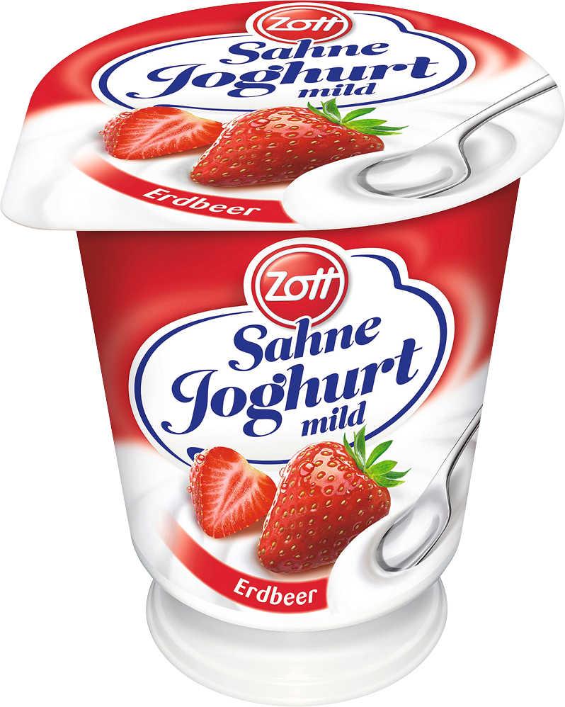 Abbildung des Angebots ZOTT Sahne-Joghurt