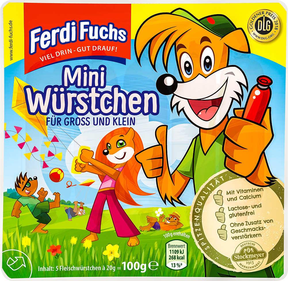 Abbildung des Angebots FERDI FUCHS Mini-Würstchen
