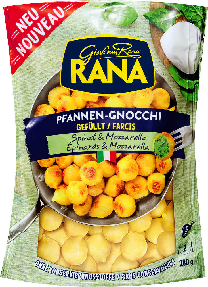 Abbildung des Angebots GIOVANNI RANA Pfannen-Gnocchi
