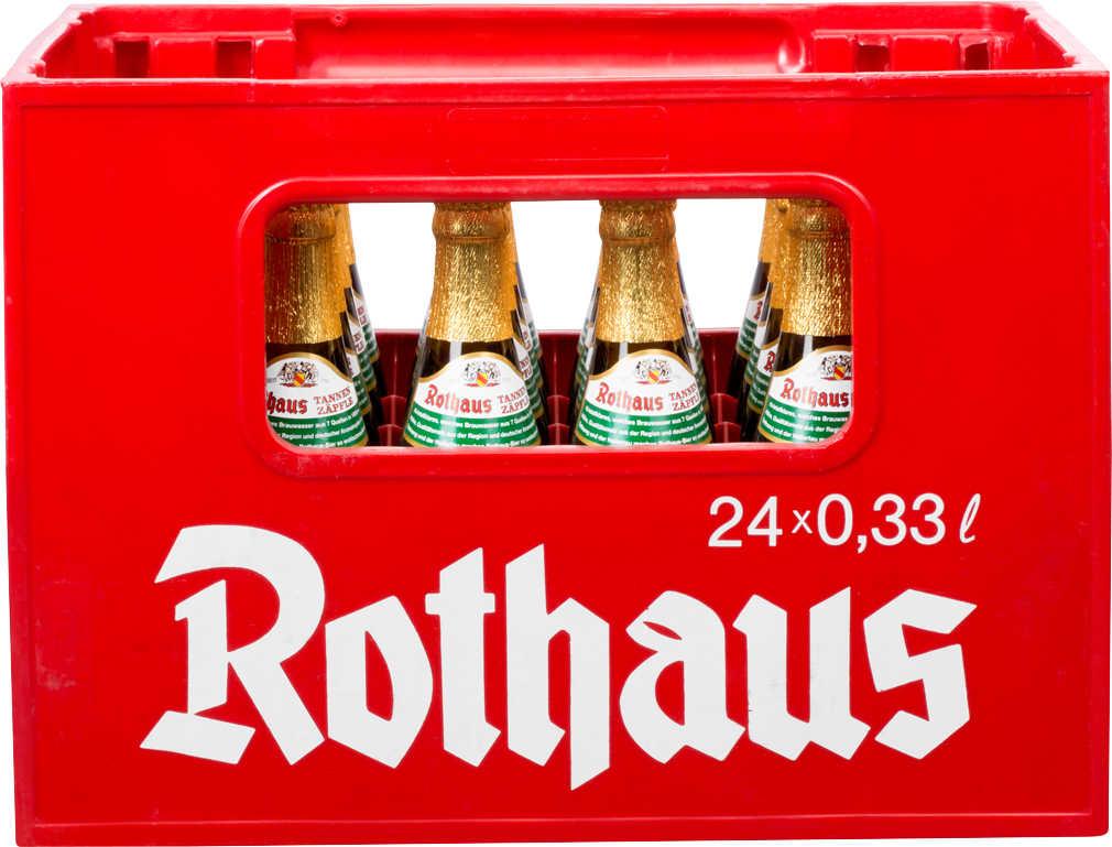 Abbildung des Angebots ROTHAUS Tannenzäpfle