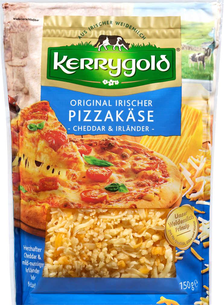Abbildung des Angebots KERRYGOLD Geriebener Käse 45 - 50 % Fett i. Tr.