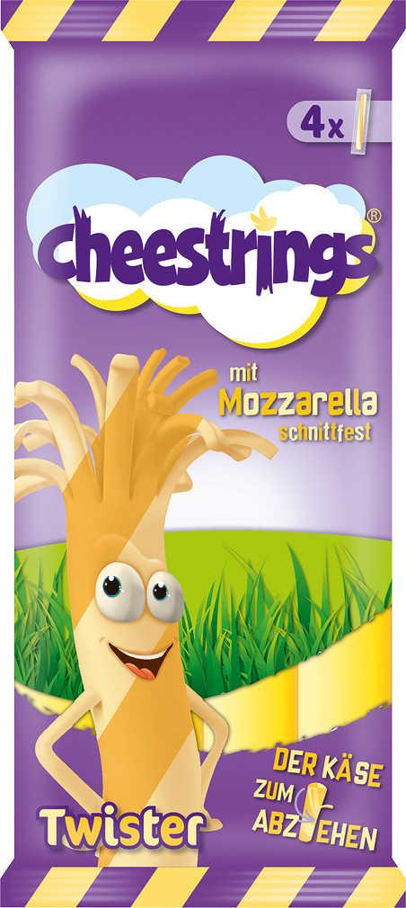Abbildung des Angebots CHEESTRINGS Milde Käsestangen 40 % Fett i. Tr.