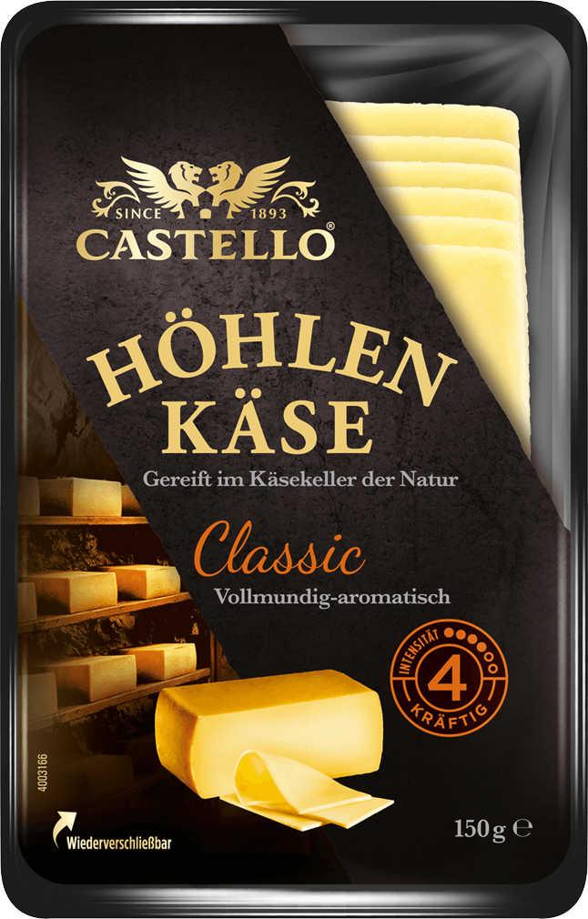 Abbildung des Angebots CASTELLO/ARLA Höhlen-Käse/Esrom/Havarti 45 - 50 % Fett i. Tr.