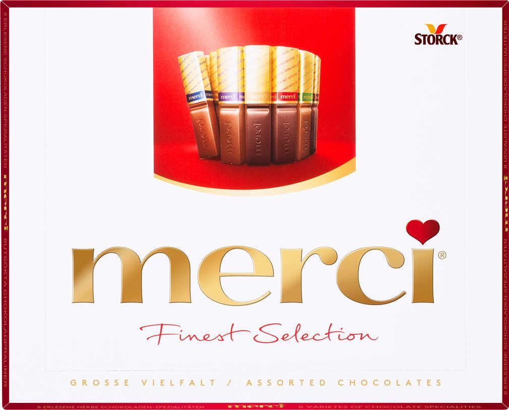 Abbildung des Angebots MERCI Finest Selection