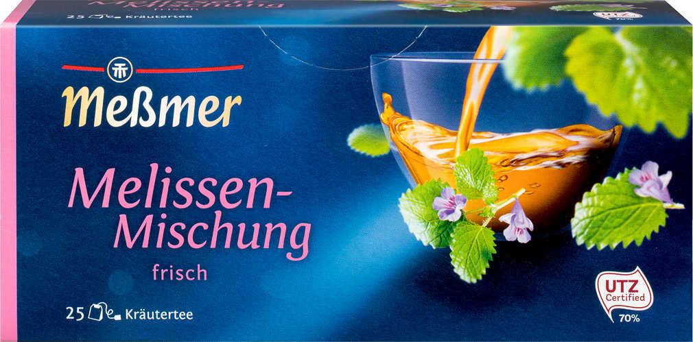 Abbildung des Angebots MESSMER Kräuter- oder Früchte-Tee