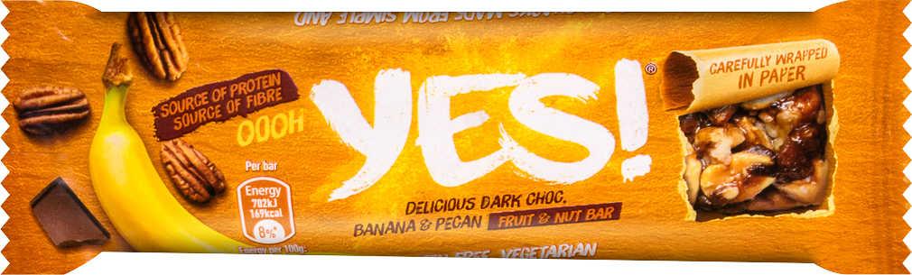 Abbildung des Angebots YES! Nuss-/Frucht-Riegel
