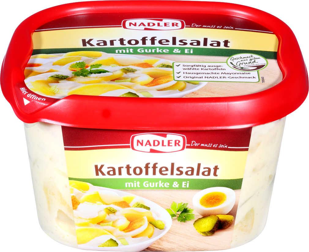 Abbildung des Angebots NADLER Kartoffelsalat