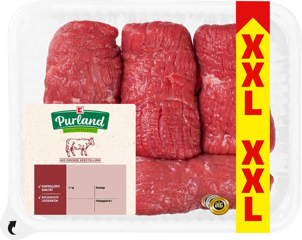 Abbildung des Angebots K-PURLAND XXL-Rinderrouladen, 5 Stück