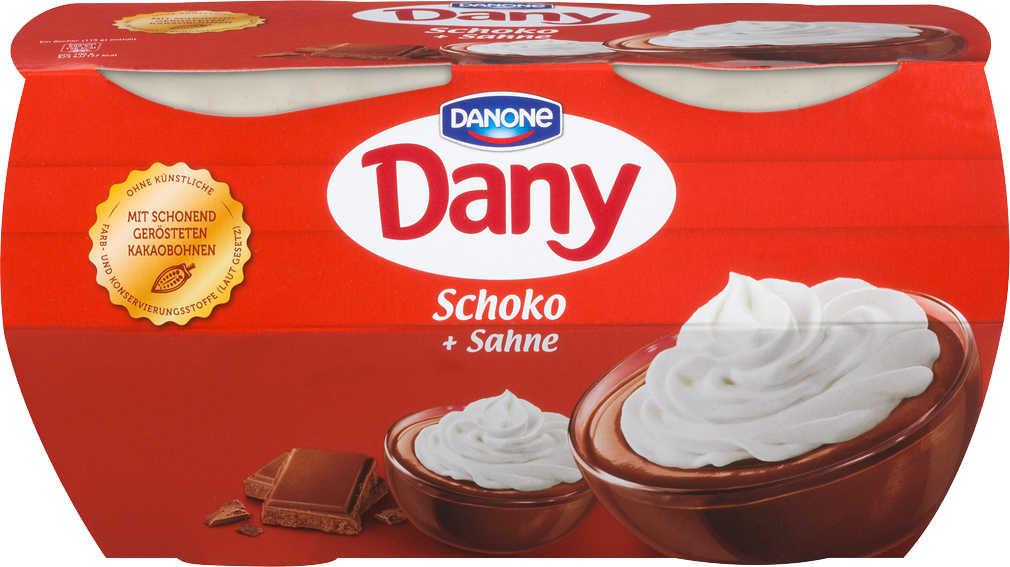 Abbildung des Angebots DANONE Dany Sahne
