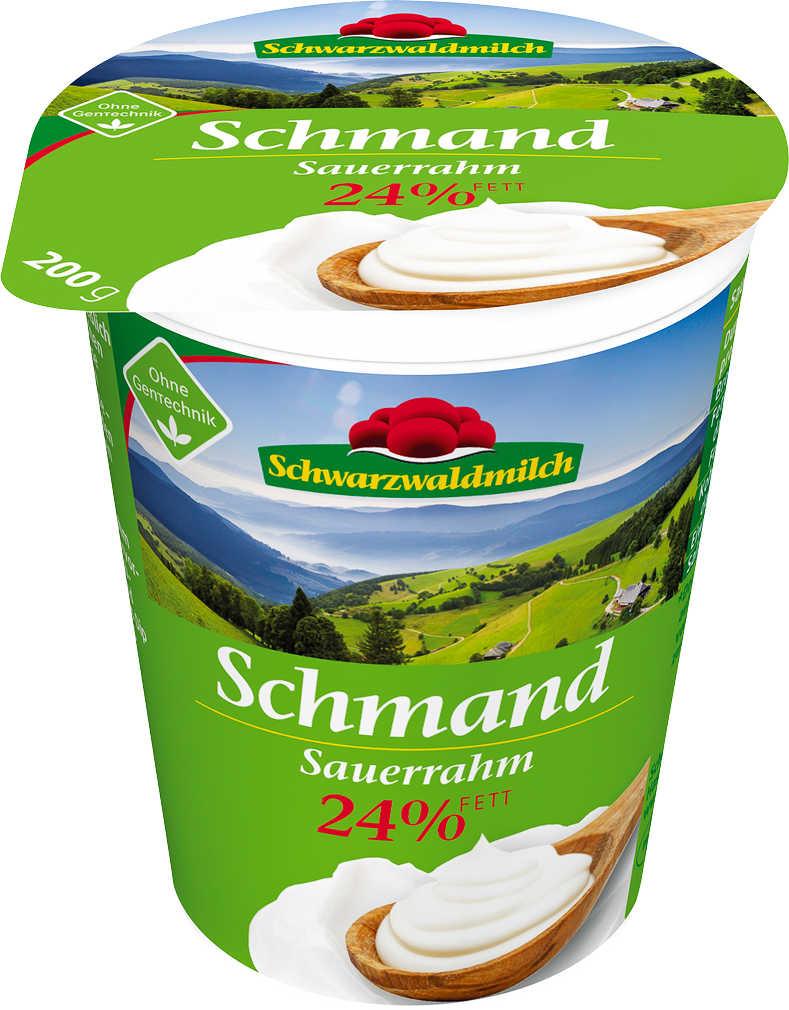 Abbildung des Angebots SCHWARZWALDMILCH Schmand