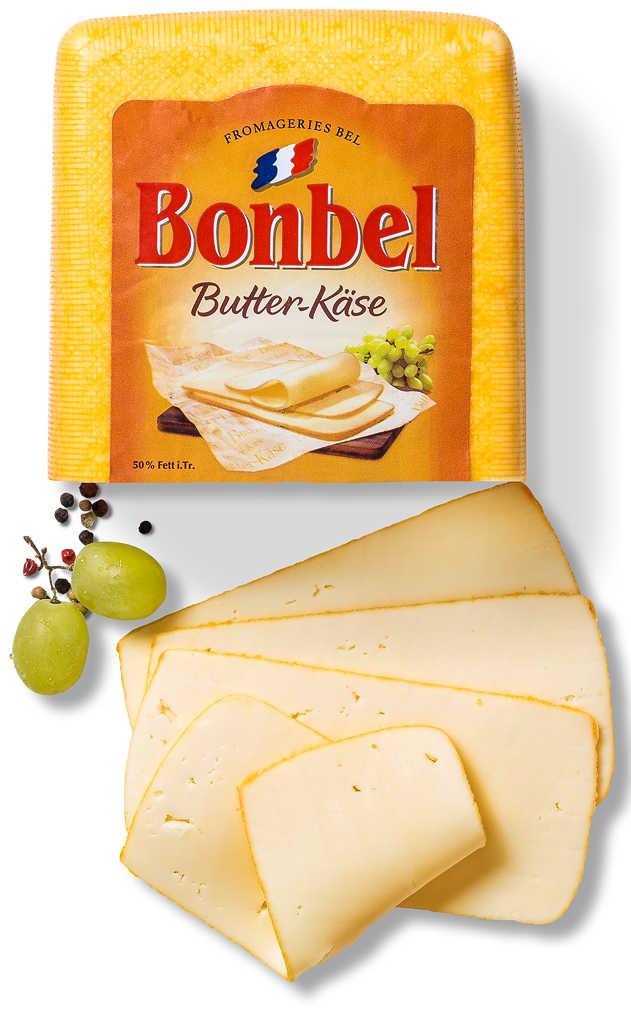 Abbildung des Angebots BONBEL Franz. Butterkäse 50 % Fett i. Tr.