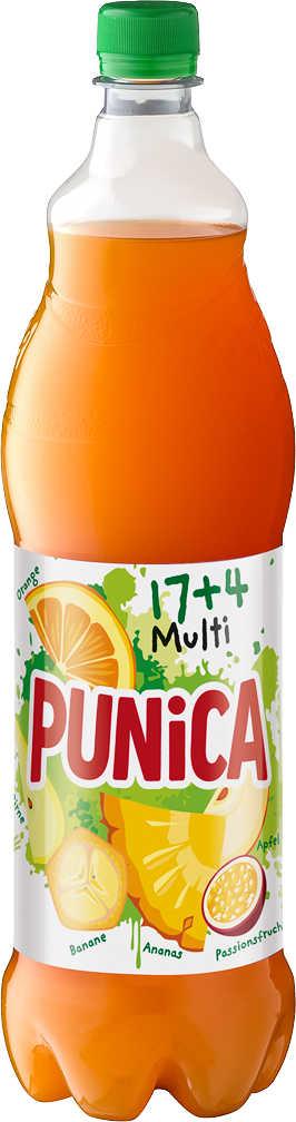 Abbildung des Angebots PUNICA Fruchtsaftgetränk