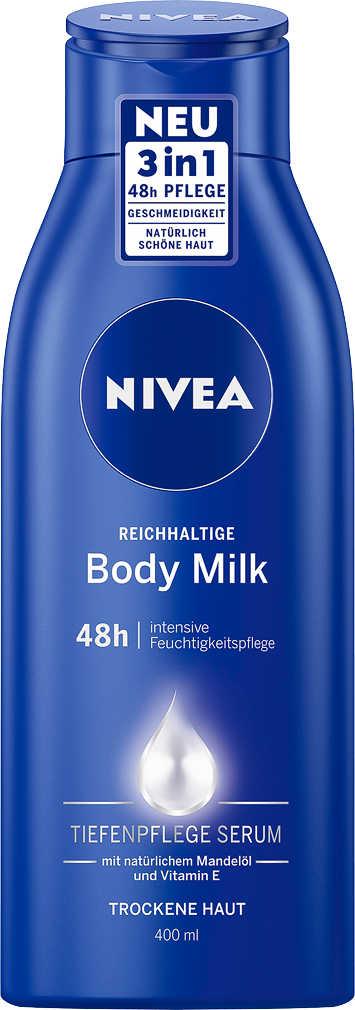 Abbildung des Angebots NIVEA Body Milk oder Lotion