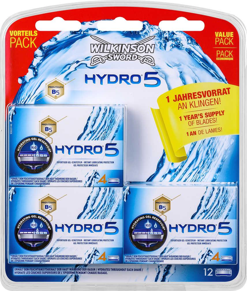 Abbildung des Angebots WILKINSON SWORD Hydro 5 Rasierklingen