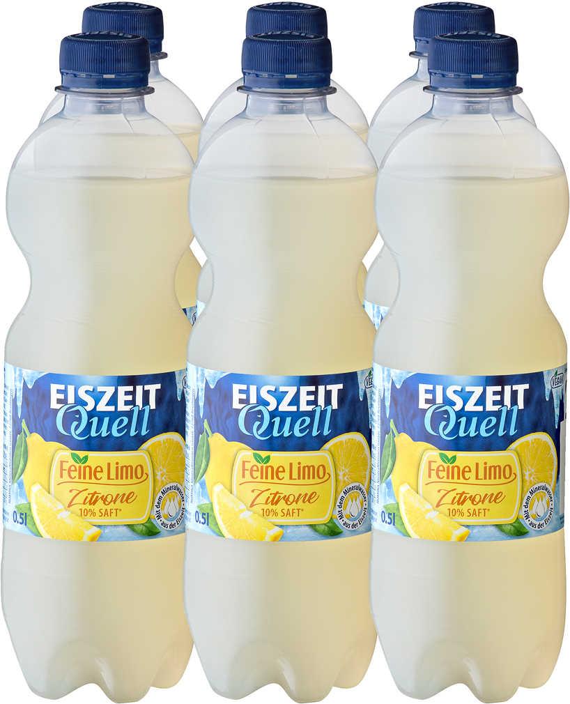 Abbildung des Angebots EISZEITQUELL Feine Limo