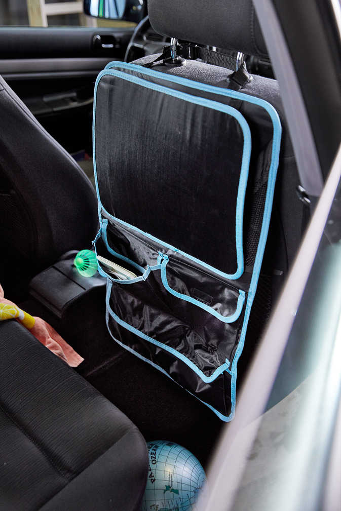 Abbildung des Angebots MY PROJECT® Auto-Rücksitz-Organizer