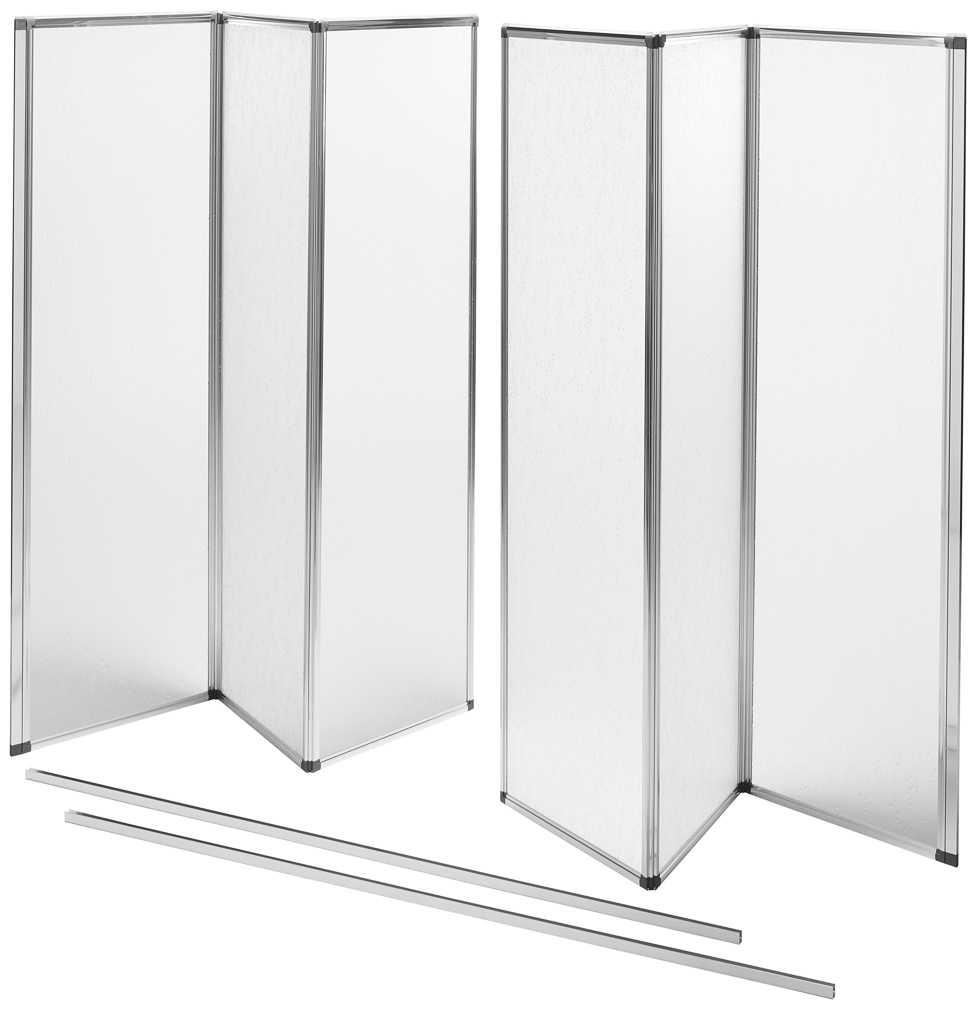 Abbildung des Angebots LIV&BO® Duschwand für Badewanne