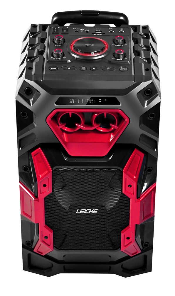 Abbildung des Angebots LEICKE Bluetooth-Lautsprecher »DJ Roxxx Sound-T«