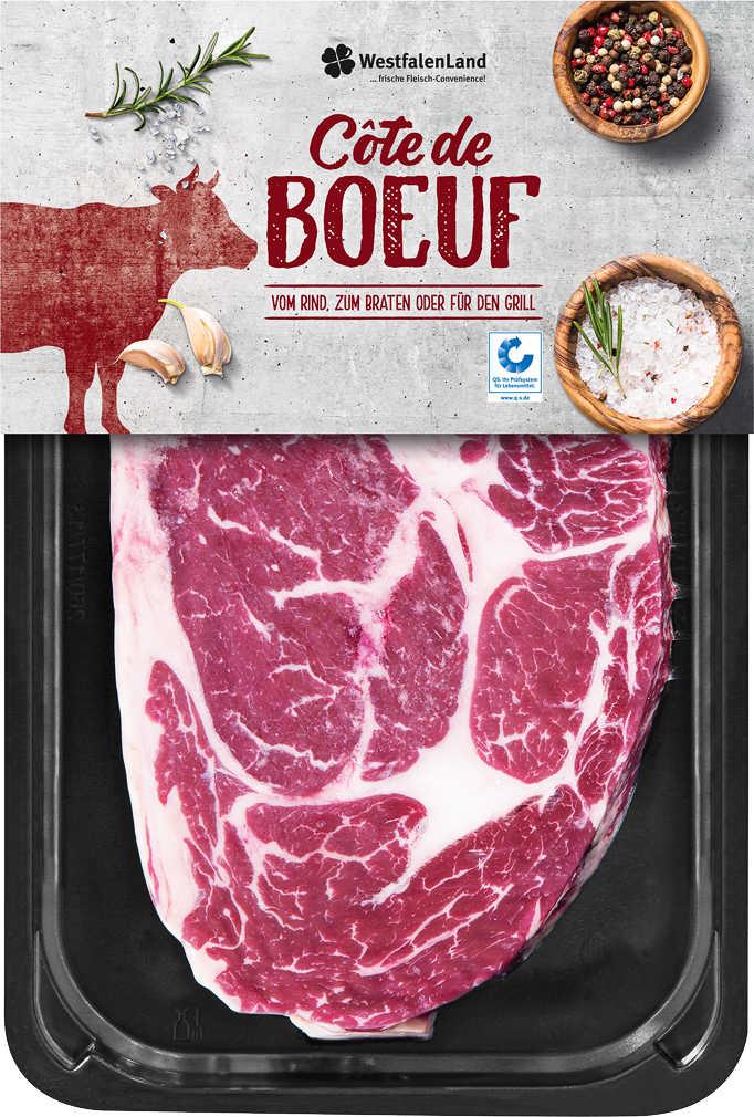 Abbildung des Angebots Côte de Bœuf Hochrippe vom Rind, mit Knoc