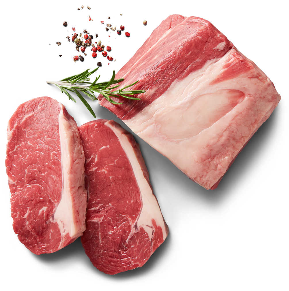 Abbildung des Angebots Rinderroastbeef von der Simmentaler Färse