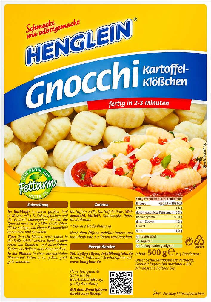 Abbildung des Angebots HENGLEIN Gnocchi