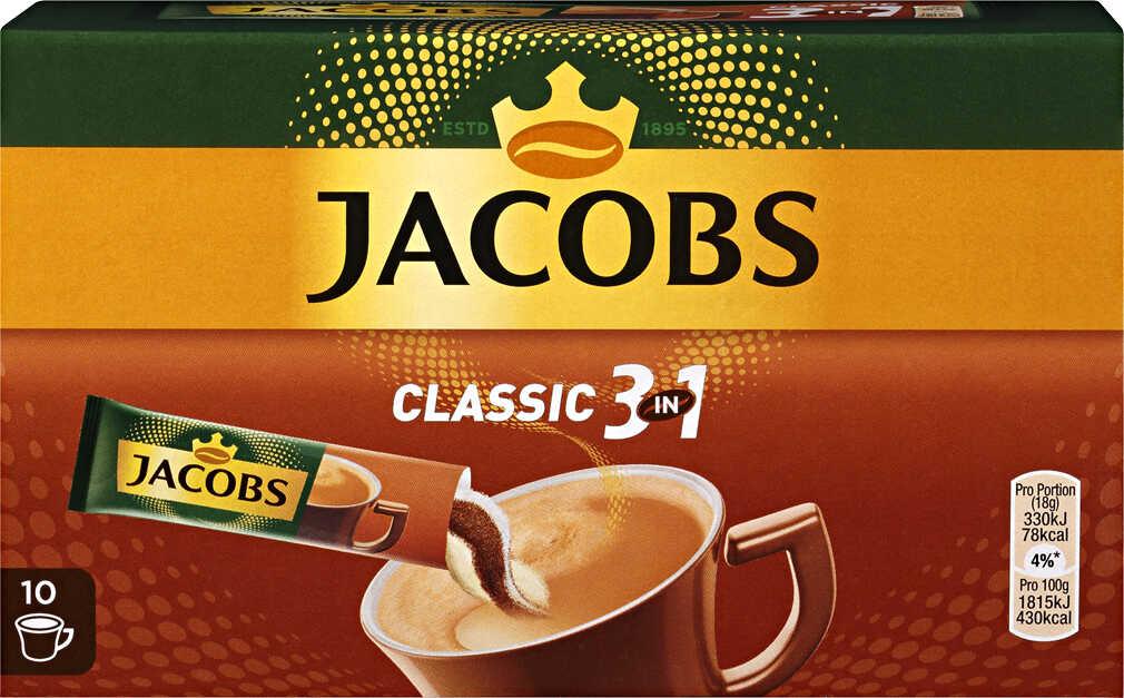 Abbildung des Angebots JACOBS Löslicher Kaffee