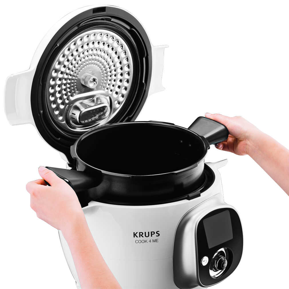 Abbildung des Angebots KRUPS Multikocher »Cook4Me+«