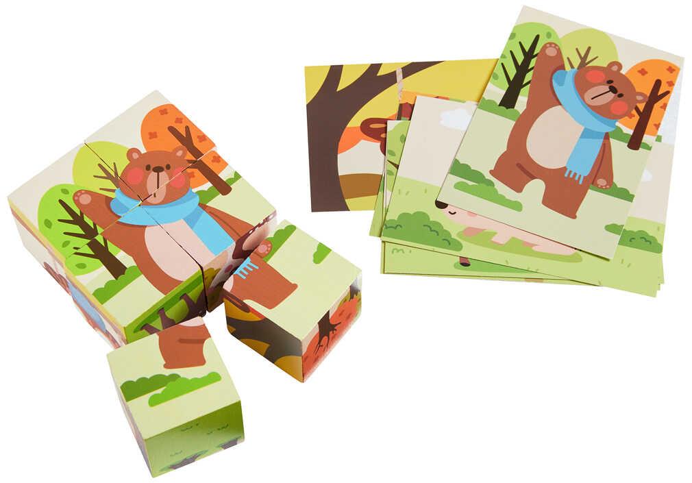 Abbildung des Angebots KIDLAND® Würfelpuzzle