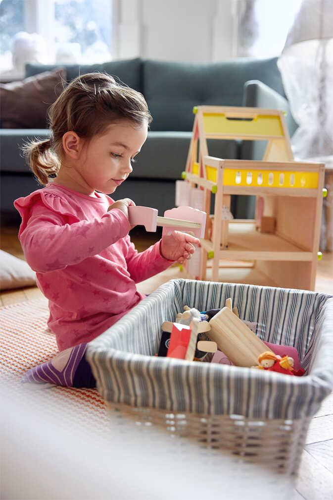 Abbildung des Angebots KIDLAND® Puppenhaus